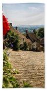 Gold Hill Shaftesbury Beach Towel