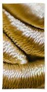 Golden Art Beach Towel