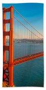 Golden Gate - San Francisco Beach Towel