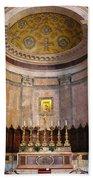 Golden Pantheon Altar Beach Sheet