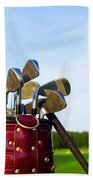 Golf Gear Beach Towel