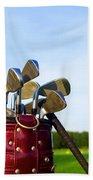 Golf Gear Beach Sheet