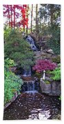 Gone Fishing. Keukenhof Gardens. Holland Beach Towel
