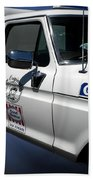 Good Humor Ice Cream Truck 02 Beach Towel