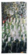 Good Life Beach Towel by Lincoln Seligman
