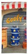 Goofy Water Disneyland Toontown Beach Towel