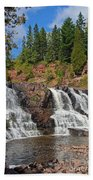 Gooseberry Falls Beach Towel