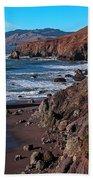 Gorgeous Sonoma Coast Beach Towel