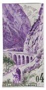 Gorges Kerrata Beach Towel