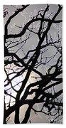 Goth Tree Beach Towel