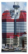 Gothenburg Utkiken Tower 06 Beach Towel