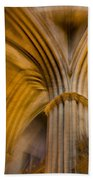 Gothic Impression Beach Towel