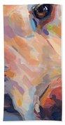 Grace Beach Towel by Kimberly Santini