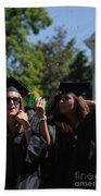 Graduation Uva Beach Towel