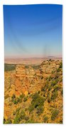 Grand Canyon Desert View Beach Towel