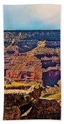 Grand Canyon Mather Viewpoint Beach Towel
