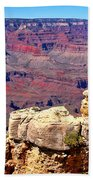 Grand Canyon Of Red By Diana Sainz Beach Towel