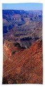 Grand Canyon, Arizona, America Beach Towel