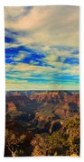 Grand Canyon South Rim Beach Towel
