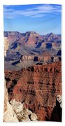Grand Canyon - South Rim View Beach Towel