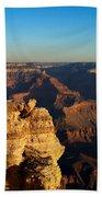 Grand Canyon Sunrise Two Beach Towel