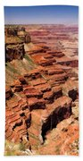 Grand Canyon Valley Depths Beach Towel