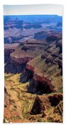 Grand Canyon Valley Trail Beach Towel