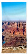 Grand Canyon Vast View Beach Towel