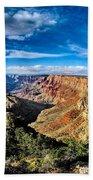 Grand Canyon Xxi Beach Towel