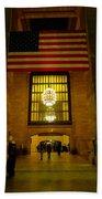 Grand Central Beach Towel