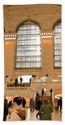 Grand Central 's Main Terminal Beach Towel