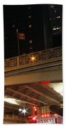 Grand Central Station At Pershing Square Beach Towel