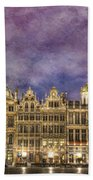 Grand Place Beach Towel