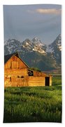 Grand Teton National Park , Wyhomestead Beach Towel