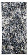 Granite Abstract Beach Towel