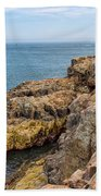 Granite Shore Beach Towel