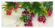 Grapes Beach Sheet