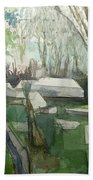 Graveyard Beach Towel