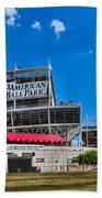 Great American Ball Park Beach Towel