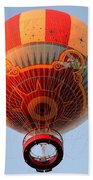 Great Ballon Ride Beach Towel