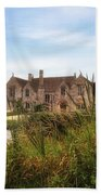 Great Chalfield Manor Beach Towel