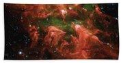 Great Nebula In Carina Beach Towel