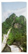 Great Wall 0033 - Oil Stain Sl Beach Sheet
