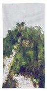 Great Wall 0033 - Plein Air 2 Sl Beach Towel