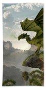 Green Dragon Beach Sheet