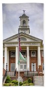 Greeneville Town Hall Beach Towel