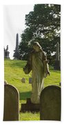 Greenwood Cemetery Beach Towel