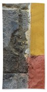 Grey Madder Beach Towel
