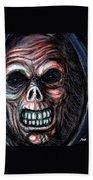 Grim Reaper Beach Towel