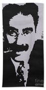 Groucho Beach Towel